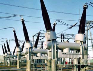 Khí SF6 được sử dụng trong máy cắt điện cao thế