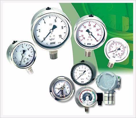 Đơn vị đo áp suất Việt Xuân Gas