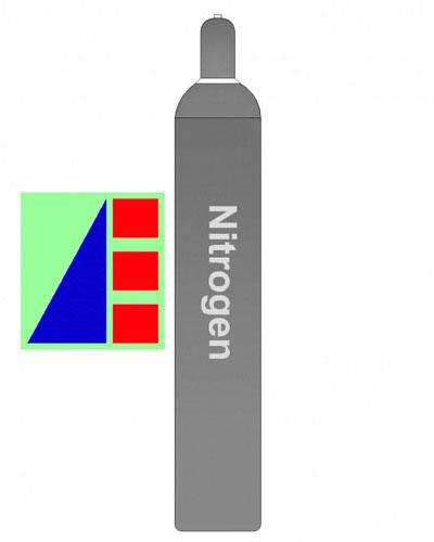 Khí Nitơ 5.0 - Khí N2 5.0 VietXuanGas
