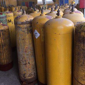 KHí Amoniac, khí Nh3, khí amonia VietXuanGas
