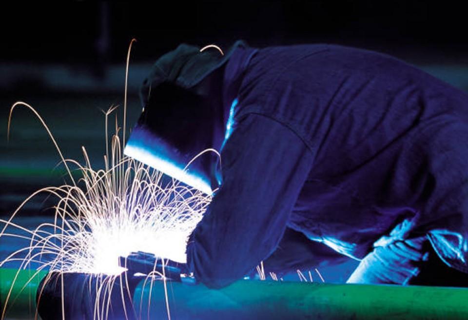 Khí công nghiệp sử dụng trong hàn cắt kim loại