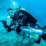 khí thở cho lặn sâu, Khí Heli Helium trong hỗn hợp khí lặn