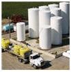 Khí Nitơ dùng để làm sạch bồn chứa hóa học, dầu, LPG