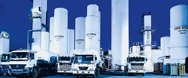 Nhà máy sản xuất khí công nghiệp hóa lỏng