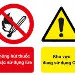 An toàn cho sử dụng Oxy Y tế