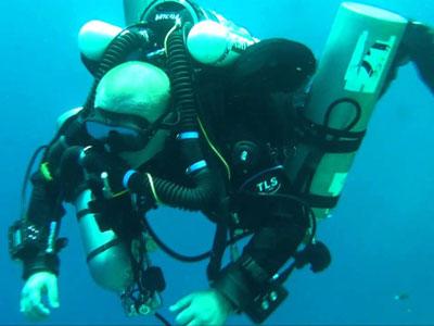Heliox sử dụng trong kỹ thuật lặn sâu