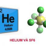 Helium và SF6