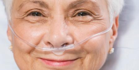 Sử dụng ống thông mũi trong liệu pháp oxy