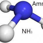 khí amonic, nh3