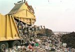 Khí Mêtan có ở bãi rác thải