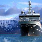 Các nhà khoa học làm việc trên tàu nghiên cứu Helmer Hanssen phát hiện ra rằng khí mêtan có thể làm giảm tác động của khí hậu carbon dioxide.