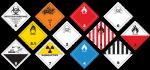 Các chất khí dễ cháy, khí độc hại, khí ăn mòn