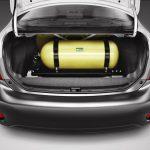 CNG nhiên liệu sạch dùng để chạy oto