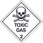 Danh sách các loại khí độc hại