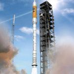 Sử dụng khí Heli để tẩy các bồn chứa nhiên liệu tên lửa