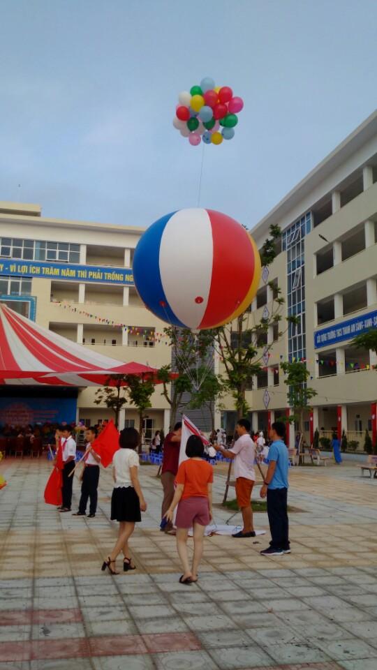 VietXuanGas cung cấp khí Heli để bơm khí cầu