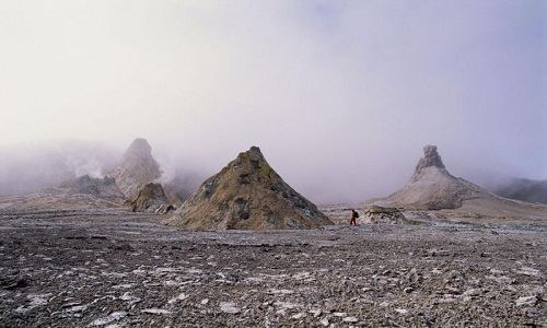 Thung lũng tách giãn (rift valley), Tanzania, ĐÔng phi