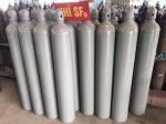 Chai áp lực chứa khí SF6 sử dụng trong nghành điện