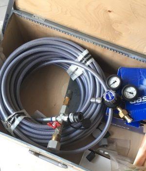 Bộ nạp SF6 an toàn dùng nạp khí SF6 vào mát cắt điện SF6 được cung cấp bởi Viẹtxuangas